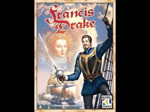The Purge: # 1794 Francis Drake Meeple Source Upgraded Components