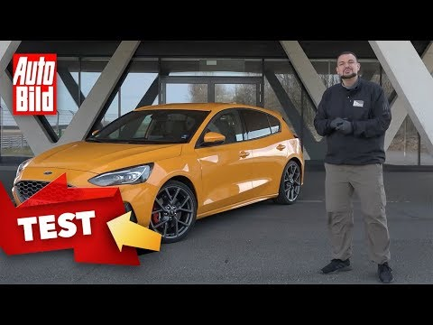 Ford Focus ST (2020): Test - Info - Kompaktsportler