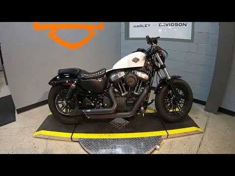 2017 Harley-Davidson Forty-Eight XL 1200X