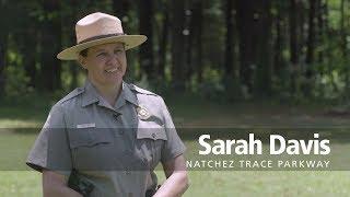 Natchez Trace Parkway Chief Ranger Sarah Davis