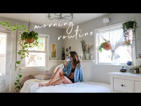 summer morning routine | healthy & productive
