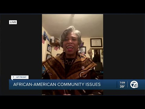 Rep. Brenda Lawrence on issues facing African American communities