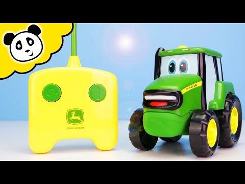 TOMY - Der ferngesteuerte Johnny Traktor! - Pandido TV