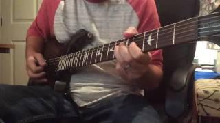 311 - Jackpot - Guitar Cover