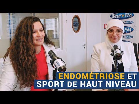 [AVS] Endométriose et sport de haut niveau - Nadia EB, Djihene, Céline Ferrara et Dr Bendifallah
