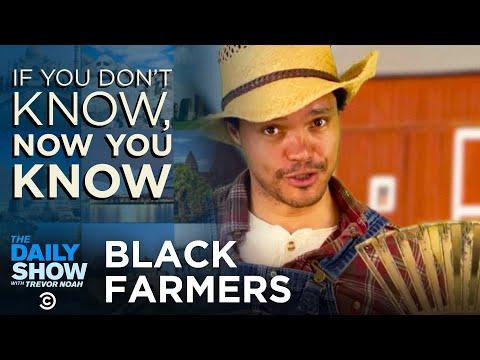 USDA DISCRIMINATES AGAINST BLACK FARMERS