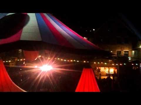 Muziekpark/Feestje aan de gracht overzicht terrein