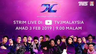 [FULL] Malam Kemuncak Anugerah Juara Lagu 33 | #AJL33