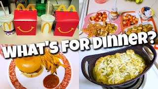 What's For Dinner?   Kids & Adults   Picky Eater Friendly!