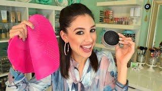 How I Clean My Tools! | Makeup Brush + Sponge Maintenance