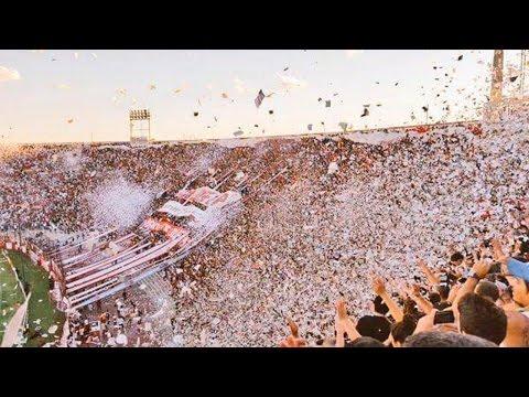 """""""Vamos Globo, hoy hay que ganar - Huracán (ARG) [Legendado (ES/PT)]"""" Barra: La Banda de la Quema • Club: Huracán • País: Argentina"""
