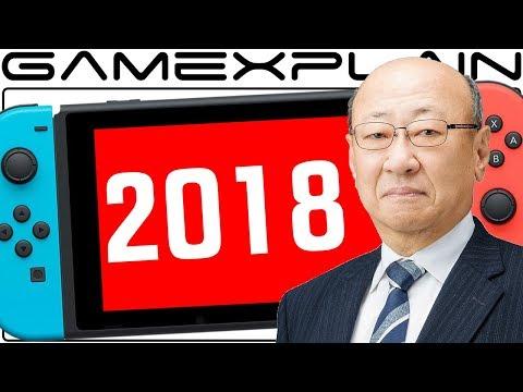 Nintendo President Explains Switch's Goals in
