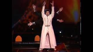 Tose Proeski   Life F Y R  Macedonia The Grand Final ESC Istanbul 2004 HD 1080p