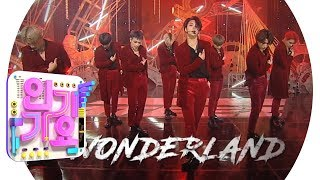 ATEEZ(에이티즈)   WONDERLAND @인기가요 Inkigayo 20191020