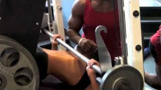 Calgary Fitness Tutorial - Decline Bench Press