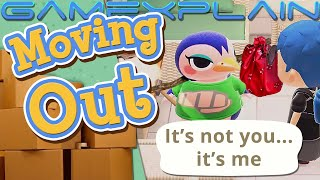 How Villagers Moving Out Works in Animal Crossing: New Horizons!