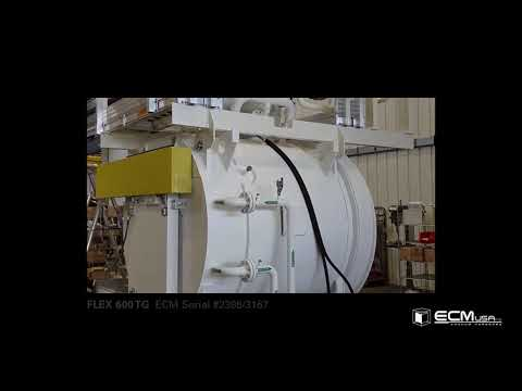 ECM Used Vacuum Furnace Systems - September 2020