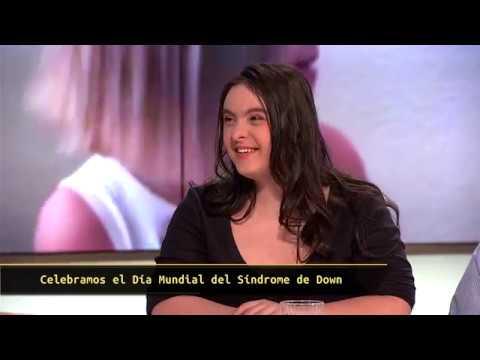 Watch videoColaboradores televisivos con Síndrome de Down
