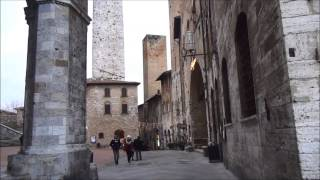 preview picture of video 'San Gimignano, Tuscany part 1 of 2'