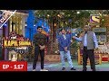 Shayari Battle Between Rahat Indori and Dr. Kumar Vishwas - The Kapil Sharma Show - 1st July, 2017