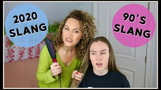 TRYING THE INTERNET SLANG CHALLENGE   The Glam Belle