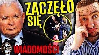 Kaczyński tworzy WŁASNĄ ARMIĘ! Teraz POLICJA należy do PREZESA| WIADOMOŚCI