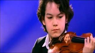Эдуард Колерт 1 тур Щелкунчик, скрипка