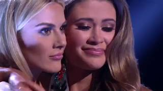 Miss USA 2018 Crowning Moments Video