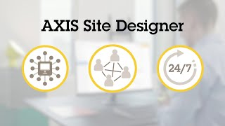 Design your ideal surveillance solution with AXIS Site Designer