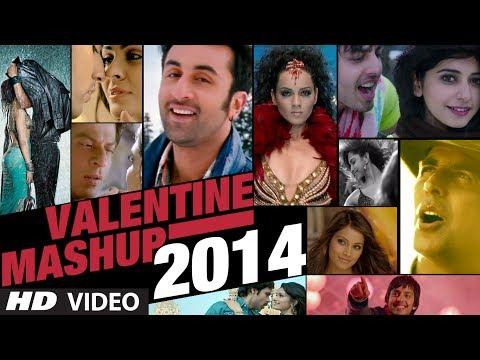 valentine mashup 2014 best bollywood mashups kiran kamath