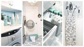 NEW! Laundry Room  | Maintenance & Organization