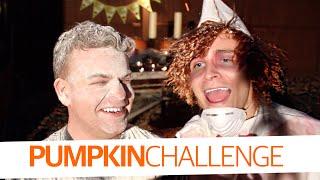 Pumpkin Challenge. Worlds Scariest Video. Ever...NOT | Anttix