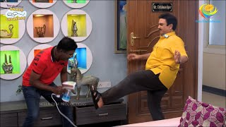"Click here to Subscribe to Taarak Mehta Ka Ooltah Chashmah Official Channel: https://www.youtube.com/taarakmehtakaooltahchashmah?sub_confirmation=1   Click here to watch all your favorite Episode videos: https://www.youtube.com/watch?v=gqFEadNxmd8&list=PLPbh-P_C0BzRYOkpGxKL-6QmvYSL_ZuCu   We bring to you the best videos from your favorite show Taarak Mehta Ka Ooltah Chashmah. So, get your daily dose of laughter with Jethalal, Taarak Mehta, Daya, Champaklal and their neighbors in Gokuldham Society.  About Taarak Mehta Ka Ooltah Chashmah: -------------------------------------------------------------------- The show is inspired from the famous humorous column 'Duniya Ne Undha Chasma' written by the eminent Gujarati writer Mr. Tarak Mehta. This story revolves around daily happenings in ""Gokuldham Co-operative Society"" and covers topical issues which are socially relevant. The show predominantly - revolves around 'Jethalal' (Dilip Joshi) who is an uneducated Gujarati businessman. Your 'Taarak Mehta' (Shailesh Lodha), is his neighbor. 'Jethalal' finds a friend and philosopher in 'Taarak Mehta' and often goes to him for advice whenever he is in trouble. Jethalaal's family includes his simpleton wife 'Daya Ben' (Disha Wakani) and a mischievous son 'Tapu' (Bhavya Gandhi / Raj Anadkat). Tapu is a menace and a constant source of trouble to all the members of Gokuldham. They have often warned 'Jethalal' to reform 'Tapu' or else be prepared to leave the premises. Lost hopes of being heard by his son push Jethalaal' to call his father 'Champaklal' (Amit Bhatt) from the village. This was his great idea of leashing some control over the mischievous Tapu. The opposite happens and the grandfather joins hands with the grandson to make life a roller coaster troublesome ride for Jethalal.  Cast: --------- Dilip Joshi as Jethalal Champaklal Gada Disha Vakani as Daya Jethalal Gada Raj Anadkat / Bhavya Gandhi as Tipendra Jethalal Gada (Tapu)  Amit Bhatt as Champaklal Jayantilal Gada Shailesh Lodha as Taarak Mehta Neha Mehta as Anjali Taarak Mehta Tanuj Mahashabde as Krishnan Subramaniam Iyer Munmun Dutta as Babita Krishnan Iyer Mandar Chandwadkar as Aatmaram Tukaram Bhide Sonalika Joshi as Madhvi Aatmaram Bhide Nidhi Bhanushali / Palak Sidhwani as Sonalika Aatmaram Bhide (Sonu)  Gurucharan Singh as Roshan Singh Harjeet Singh Sodhi Jennifer Mistry Bansiwal as Roshan Kaur Roshan Singh Sodhi Kavi Kumar Azad / Nirmal Soni as Dr. Hansraj Hathi  Ambika Ranjankar as Komal Hansraj Hathi Kush Shah as Gulabkumar Hansraj Hathi (Goli) Shyam Pathak as Popatlal Pandey Sharad Sankla as Abdul Azhar Shaikh as Pinku   Produced By: Neela Asit Modi, Asit Kumarr Modi  Special Thanks: Mahesh Vakil, Indu Tarak Mehta Set Design: Jayant Deshmukh Creative Consultant: Dayashankar Pandey On-Air Promotion  ( SAB): SAB OAP Costume Designer: Alka Mehta Costume Stylist: Ekta Brahmbhatt Sound Recordist: Shakeel Mansuri  Cameraman: Aamir Virani Production Head: Arvind Marchande Production Controler: Vinod Shishupal Background Music: Sunil Patni Online Editors: Vishal Tambe, Sandeep Singh  Executive Producer: Jatin Yogesh Bajaj Editor: Dinesh Gosavi Creative Supervision ( Post Production): Krunal Khakhkhar Programming Team: Vinod Rao, Leanne Demelo Project Head: Sohil Ramani Written By: Ashok Parmar Directors: Harshad Joshi, Malav Suresh Rajda  Television Adaptation and Designed By: Asit Kumarr Modi  More Useful Links :  * Like us on Facebook : http://www.facebook.com/tmkoc.sabtv * Follow us on Instagram : http://www.instagram.com/tmkoc_ntf  * Follow us on Twitter : http://www.twitter.com/tmkoc_ntf * Visit us at : http://www.tmkoc.com  #tmkoc #taarakmehta #tmkocsmileofindia"
