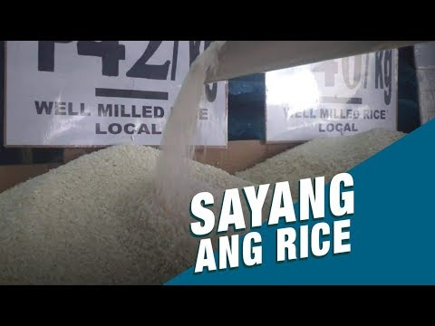 [GMA]  Stand for Truth: Mga Pilipino, nagsasayang nga ba ng bigas?