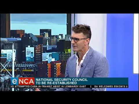National Security Council to be re established