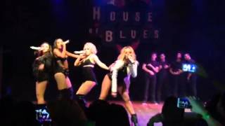 Danity kane (all in a days work)