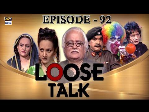 Loose Talk Episode 92