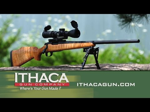 Ithaca Long Range Rifle Precision