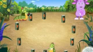 Лунтик - Цветы. Развивающий мультфильм для детей.