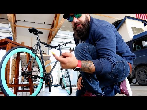 For The Adventure – 6KU Fixie Bike Review