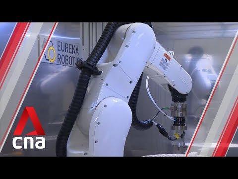 Eureka Robotics stellt Archimedes vor