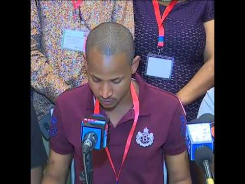 Babu Owino: Babu Owino elected to influential position