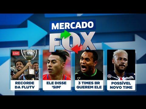 Fluminense 1 x 1 Flamengo, Tricolor campeão, recorde da FluTV, reforços no Brasileirão! Mercado FOX
