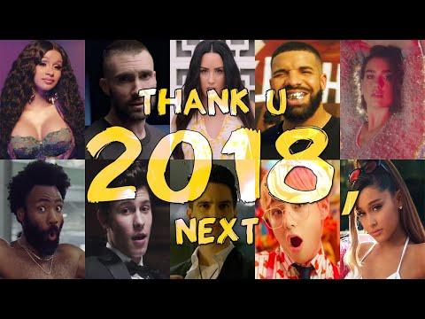 Year-End Mashup 2018 (A Mashup Of 100+ Songs)