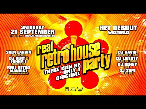 Teaser Real Retro House - Westerlo online