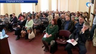 Андрей Никитин встретился с жителями Старой Руссы