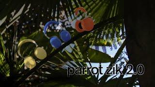 Parrot Zik 2.0 - Bluetooth Headphone & App Review