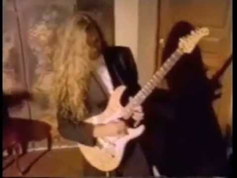 Jason Becker - End of the Beginning (official video) feat. Michael Lee Firkins