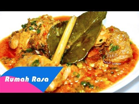 Video Resep Ayam Woku Khas Manado - Rumah Rasa