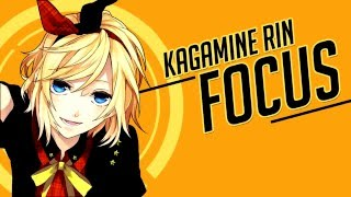 【Kagamine Rin V4 English】Ariana Grande - Focus - Vocaloid Cover